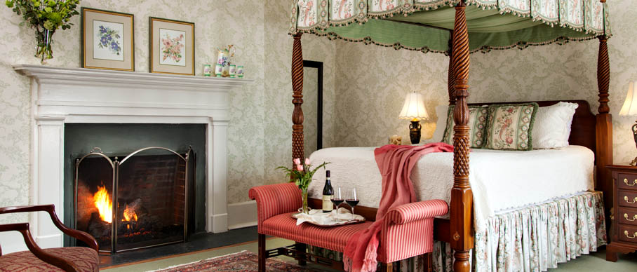 Romantic Virginia Bed and Breakfast Accomodations