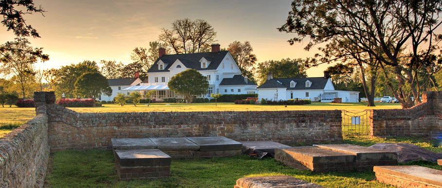 virginia bed and breakfast history