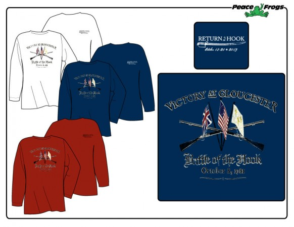 Return to the Hook T-Shirts