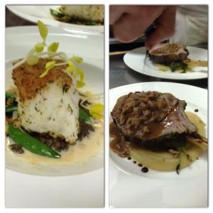 Chef's Tasting Dinner Warner Hall