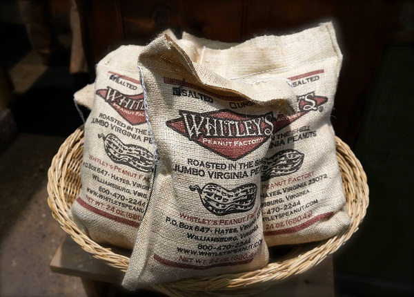 Whitleys-Peanuts