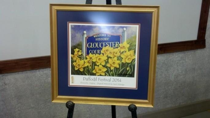 2014 Daffodil Festival Art