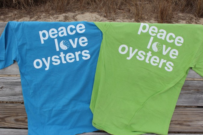 oyster t-shirts
