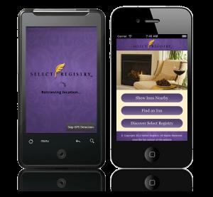 Select Registry Mobile App