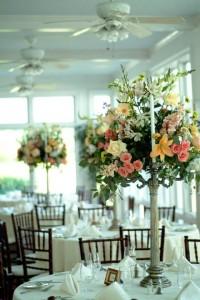 Warner Hall Wedding Flowers