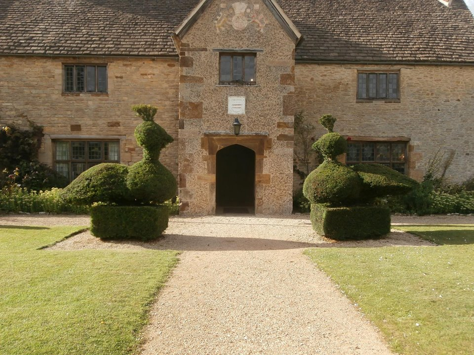 Sulgrave Manor 1