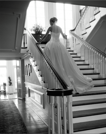 southern plantation wedding gown 1