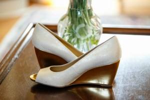 wedding shoes warner hall southern plantation weddings
