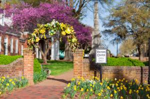 Gloucester Virginia Courthouse Circle