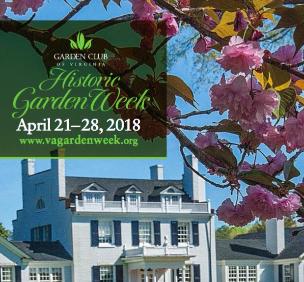 Historic Garden Week Virginia Guidebook
