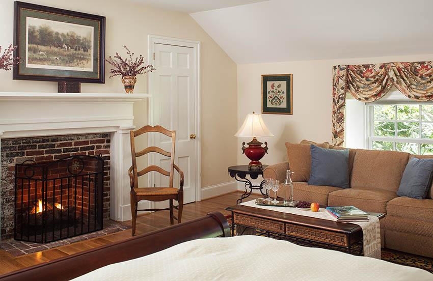 Virginia Waterfront Bed And Breakfast Inn Va Inn Inn At Warner Hall