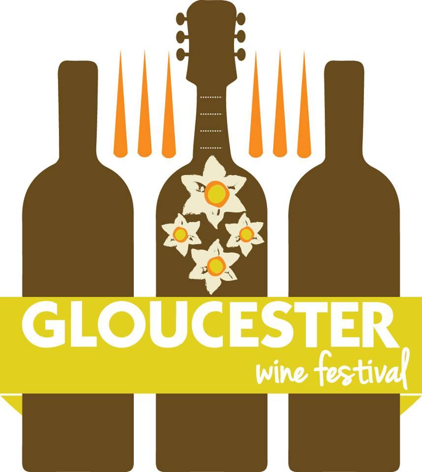 Gloucester Wine Festival Logo